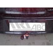 Фаркоп для Mitsubishi Lancer (Митсубиши Лансер) (2012-) без электрики 1,6л