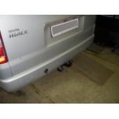 Фаркоп Toyota HIACE / REGIUS ACE 2005-, без электрики