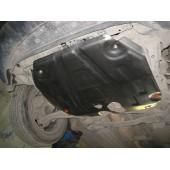 Защита картера двигателя и кпп Mazda (Мазда) CX-7/CX-9 (V-все, 2006-) штамп. (Сталь 1,8 мм)