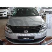 Дефлектор капота Volkswagen Jetta (2011-)