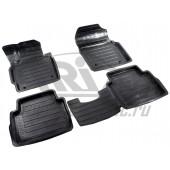 Коврики салона резиновые с бортиком для Mazda CX 5 (2012-)