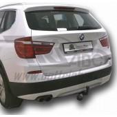 ТСУ для BMW X3 (F25) 2010-...