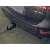 Фаркоп Audi (Ауди) Q7 (-2015) / VW TOUAREG (2006-)без электрики