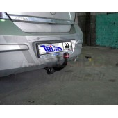 Фаркоп для Opel Astra (Опель Астра) H Хэтчбек (2004/3-2009)  (без электрики)