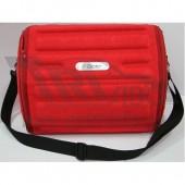 Сумка-органайзер Lux Boot в багажник маленькая красная FRMS (46х30х31 см)