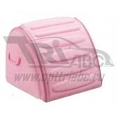 Сумка-органайзер Lux Boot в багажник высокая розовая FRMS (44х39х35 см)