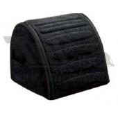 Сумка-органайзер Lux Boot в багажник высокая черная FRMS (44х39х35 см)