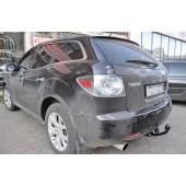 Фаркоп для Mazda (Мазда) CX-7 (2007-) без электрики,