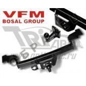 Фаркоп для VW Passat (Пассат) VIII SD (2015-)/Skoda Superb (2015-), без электрики