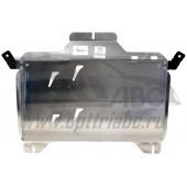 Защита картера двигателя и кпп ACURA RDX V-3,5 (2014-) (Алюминий 4 мм)