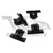 Адаптеры для установки бокса на алюм. багажники с Т-образным профилем (4 шт/компл)