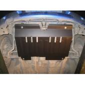 Защита картера двигателя и кпп Suzuki Swift (V-все, 2011-)  штамп. (Сталь 1,8 мм)