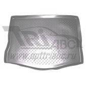 Коврик багажника для Audi (Ауди) A4 Универсал (1996-2001)(серый)