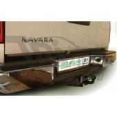 ТСУ для NISSAN NAVARA Double Cab (D40) (со ступенькой) 2005-... FC