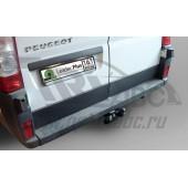 ТСУ для PEUGEOT BOXER 3 (L4) (250) 2006-... / CITROEN JUMPER (L4) 2006-... F