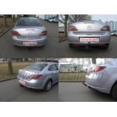 Фаркоп для Mazda (Мазда) 6 Хэтчбек, sedan (2008-2013) без электрики,