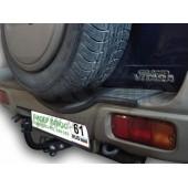ТСУ для SUZUKI GRAND VITARA XL7 1998-2005