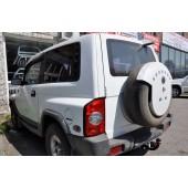Фаркоп для Hyundai KJ Tager (ТагАЗ)(2006-)