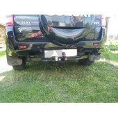 Фаркоп для Suzuki Grand Vitara (2005-) ( 5 doors) крюк тип F ( грузоподъемность 1500 кг)