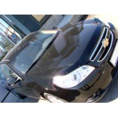 Дефлектор капота Chevrolet Epica (2006-) (темный)