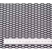 Сетка просечновытяжная черн. (20мм)(25x100)