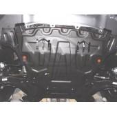 Защита картера двигателя и кпп Lada Vesta, V- все(2015-) (Сталь 1,8 мм)