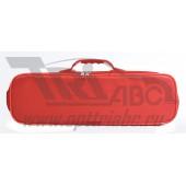 Трос-лента 10 т. профессиональный со скобами (в сумке) (длинна 6м.)