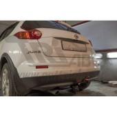 Фаркоп для Nissan Juke (4WD) (2013-) (без электрики) .