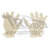 Перчатки х/б 4-х ниточные