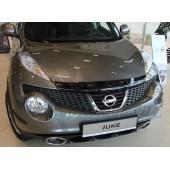 Дефлектор капота Nissan Juke (2011-)