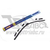 Щетка стеклоочистителя (дворник) бескаркасная для AUDI A2 1999-2005 (водит)