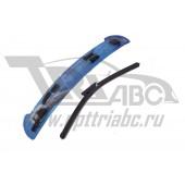 Щетка стеклоочистителя (дворник) бескаркасная для ALFA ROMEO 166 1998-2007 (пасс)