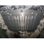 Защита картера двигателя и кпп Lifan Solano; V-1,6 (2009-)  (Сталь 1,8 мм)