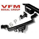 Фаркоп для VW Passat (Пассат) V / VI SD,wagon(1997-2005) / Skoda Superb (Шкода Суперб) (2002-2008)