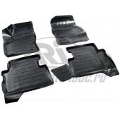 Коврики салона резиновые с бортиком для Ford Kuga II (2012-)