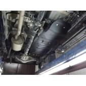 Защита топливного бака Toyota Hilux, V-3.0TD (2015-) (Сталь 1.8 мм)