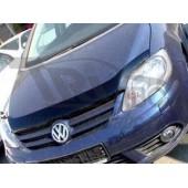 Дефлектор капота Volkswagen Golf (Гольф) V Plus (2004-) темн.