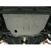Защита картера двигателя и кпп Hyundai Sonata (Хёндай Соната) VI (V-все,2010-) / Kia Optima (V-все,2012-) (Сталь 1,8 мм)