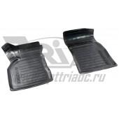 Коврики салона резиновые с бортиком для Renault Fluence (2010-) (2 передних)
