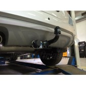 Фаркоп Renault Duster (Рено Дастер) (2011-2015-)/NISSAN TERRANO (2014-), без электрики