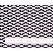 Сетка просечновытяжная черн. (25мм)(25x100)
