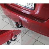 Фаркоп для Chevrolet  Lacetti SD (2004-2013)/ Daewoo Gentra SD (2013-).