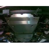 Защита РК Suzuki Grand Vitara JT V-все (2005-) (Алюминий 4 мм)