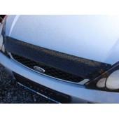 Дефлектор капота Ford Focus (1999-2005) (темный)