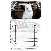 Для перевозки собак: решетка разделит. салон/багажник (2 элемента)