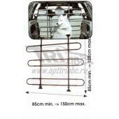 Для перевозки собак: решетка разделит. салон/багажник (3 элемента)
