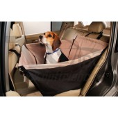Для перевозки собак: чехол-''люлька'' на заднее сиденье (50x39x44 см)