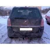 Фаркоп для Opel Zafira B minivan (2005-2011) без электрики,