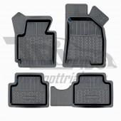 Коврики салона резиновые с бортиком для Hyundai ix35 (2010-)