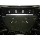 Защита картера двигателя и кпп Chevrolet Cruze (Шевроле Круз) V-все (2009-) (Алюминий 4 мм)